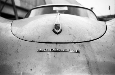 Porsche Hood
