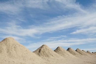 Calcium Chloride Piles #3