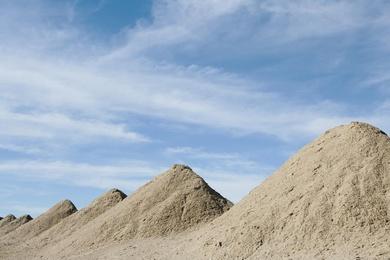 Calcium Chloride Piles #4