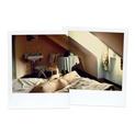 G on Bed in Little Hotel, Bretagne, 1979